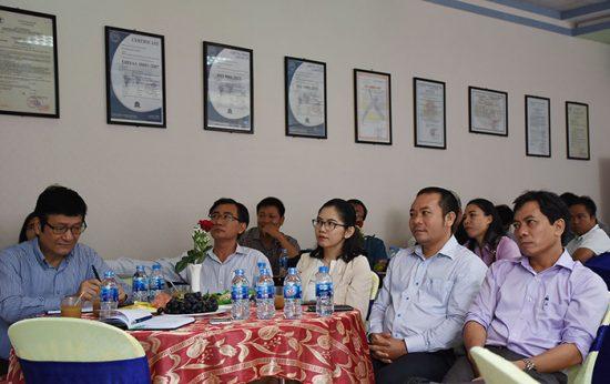 Tọa đàm thúc đẩy xây dựng hệ thống quản lý ATVSLĐ