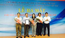 Thành lập Chi hội KHKT ATVSLĐ Vũng Tàu