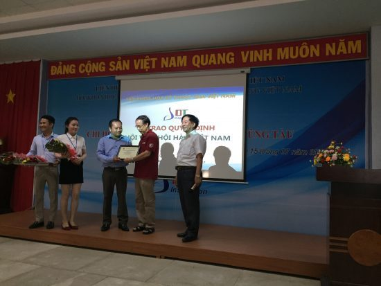 Hội khoa học kỹ thuật Hàn Việt Nam phát triển Hội viên