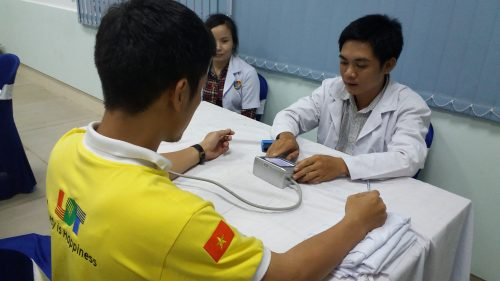 LDT chiêu sinh khóa huấn luyện an toàn vệ sinh lao động nhóm 5