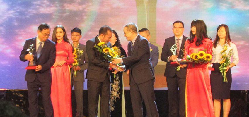 Công ty LDT nhận Giải thưởng Chất lượng quốc gia năm 2017