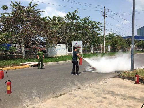 LDT chiêu sinh khóa huấn luyện, bồi dưỡng nghiệp vụ phòng cháy chữa cháy
