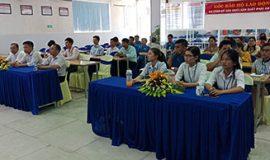 Công ty LDT nhận bằng khen của Tổng hội cơ khí Việt Nam