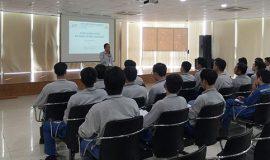 LDT chiêu sinh khóa huấn luyện an toàn vệ sinh lao động nhóm 3