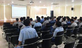 LDT chiêu sinh khóa huấn luyện an toàn vệ sinh lao động nhóm 4