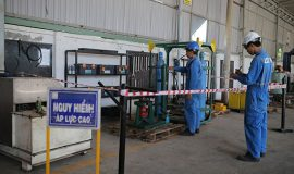 Dịch vụ kiểm định kỹ thuật an toàn hệ thống đường ống dẫn hơi nước, nước nóng