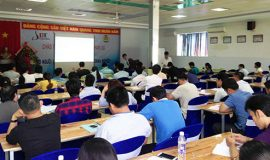 LDT chiêu sinh khóa huấn luyện an toàn vệ sinh lao động nhóm 1