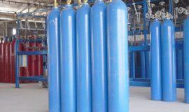 Dịch vụ kiểm định kỹ thuật an toàn chai chứa khí công nghiệp