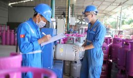 Dịch vụ kiểm định kỹ thuật an toàn hệ thống nạp khí dầu mỏ hóa lỏng (LPG)