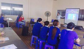 LDT chiêu sinh khóa huấn luyện an toàn vệ sinh viên (nhóm 6)