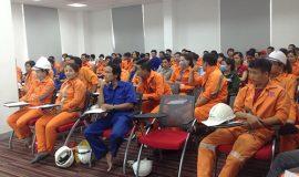 LDT chiêu sinh khóa huấn luyện an toàn trong xây dựng