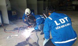LDT chiêu sinh khóa đào tạo sơ cấp nghề hàn hơi, hàn inox