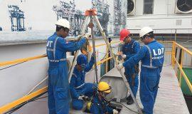 LDT chiêu sinh khóa huấn luyện cứu hộ trong không gian hạn chế