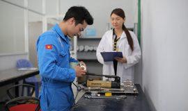 Dịch vụ kiểm định đồng hồ khí công nghiệp