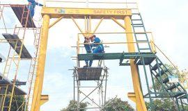 LDT chiêu sinh khóa huấn luyện an toàn làm việc trên cao