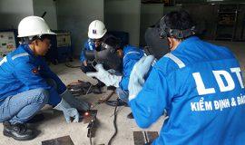 LDT chiêu sinh khóa huấn luyện an toàn hàn cắt kim loại (nhóm 3)