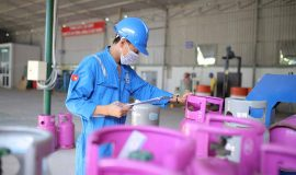 LDT chiêu sinh khóa huấn luyện an toàn trong kinh doanh khí