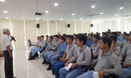 LDT chiêu sinh khóa huấn luyện an toàn vận hành nồi hơi