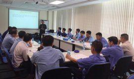 LDT chiêu sinh huấn luyện an toàn bức xạ cho người phụ trách an toàn