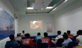 LDT chiêu sinh lớp huấn luyện an toàn vận hành máy vận thăng