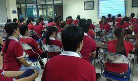 LDT chiêu sinh lớp huấn luyện an toàn vệ sinh công nghiệp