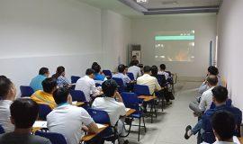 LDT huấn luyện nghiệp vụ PCCC&CNCH Công ty cổ phần CNG Việt Nam