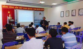 LDT chiêu sinh mở lớp đào tạo nghề móc cáp treo hàng