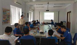 LDT chiêu sinh huấn luyện an toàn vận hành tời nâng