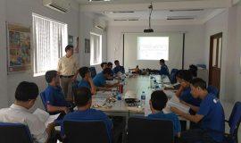 LDT chiêu sinh mở lớp huấn luyện an toàn hàn điện