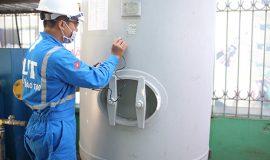 Dịch vụ kiểm tra độ dày vật liệu bằng siêu âm
