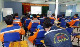 LDT chiêu sinh mở lớp huấn luyện an toàn vận hành máy ép cọc