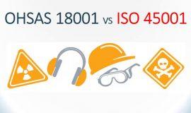 Hệ thống quản lý an toàn và sức khoẻ nghề nghiệp theo tiêu chuẩn ISO 45001 – Những thay đổi chính