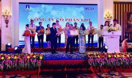 Công ty cổ phần LDT nhận Bằng khen của VCCI