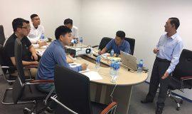 LDT huấn luyện an toàn vệ sinh lao động Công ty POSCO E&C