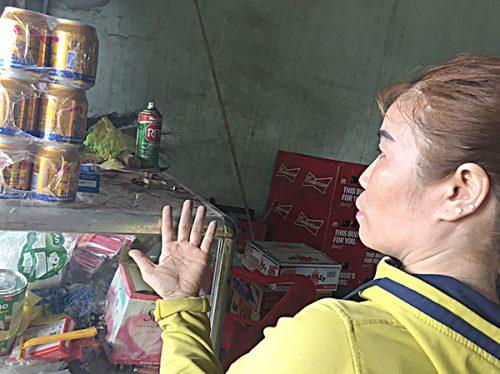 Công ty TNHH XNK than Hùng Trọng: Hoạt động không phép, xả bụi than ra khu dân cư