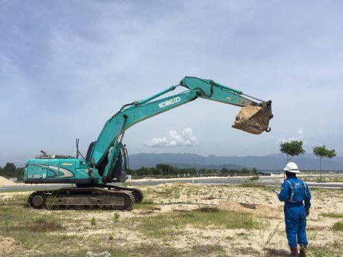 Dịch vụ kiểm định kỹ thuật an toàn máy xây dựng