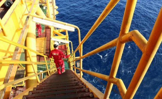 LDT chiêu sinh khóa huấn luyện an toàn làm việc trên biển