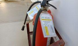 LDT kiểm định bình PCCC cho Công ty cổ phần hóa dầu Vạn An