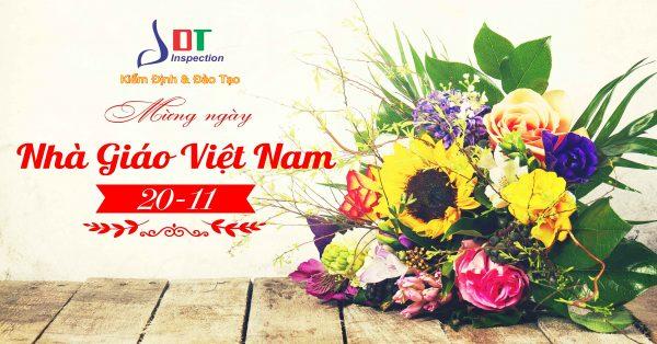 LDT chúc mừng ngày Nhà giáo Việt Nam