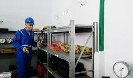 Dịch vụ thử nghiệm đồng hồ đo khí dân dụng kiểu màng