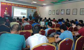 LDT tổ chức huấn luyện ATVSLĐ nhóm 3 cho Công ty PTSC G&S