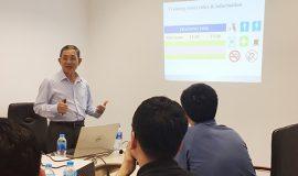 LDT tổ chức huấn luyện an toàn vệ sinh lao động cho người nước ngoài