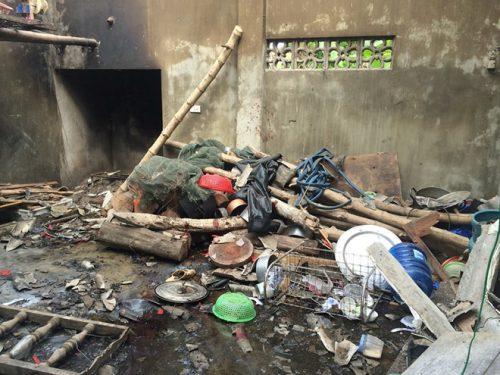 Nghệ An: Vụ nổ khiến một người tử vong là do tai nạn lao động