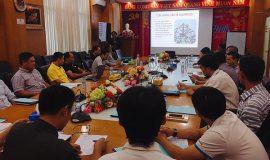 LDT tổ chức huấn luyện ATVSLĐ cho Công ty PTSC POS
