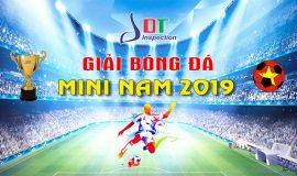 LDT tổ chức giải bóng đá mini chào mừng đại lễ 30/4 và 1/5