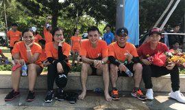 LDT tham gia giải chạy Việt dã truyền thống Báo Bà Rịa – Vũng Tàu 2019