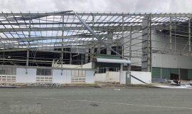 Bình Dương: Một công nhân tử vong do ngã từ mái nhà xưởng xuống đất