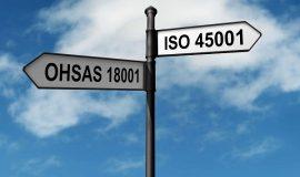 Khóa đào tạo nâng cấp từ BS OHSAS 18001 lên ISO 45001