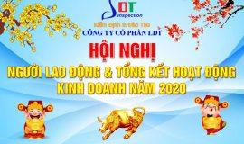 LDT tổ chức Hội nghị người lao động và Tổng kết hoạt động kinh doanh năm 2020