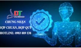 LDT được chỉ định Chứng nhận hợp chuẩn, hợp quy sản phẩm, hàng hóa